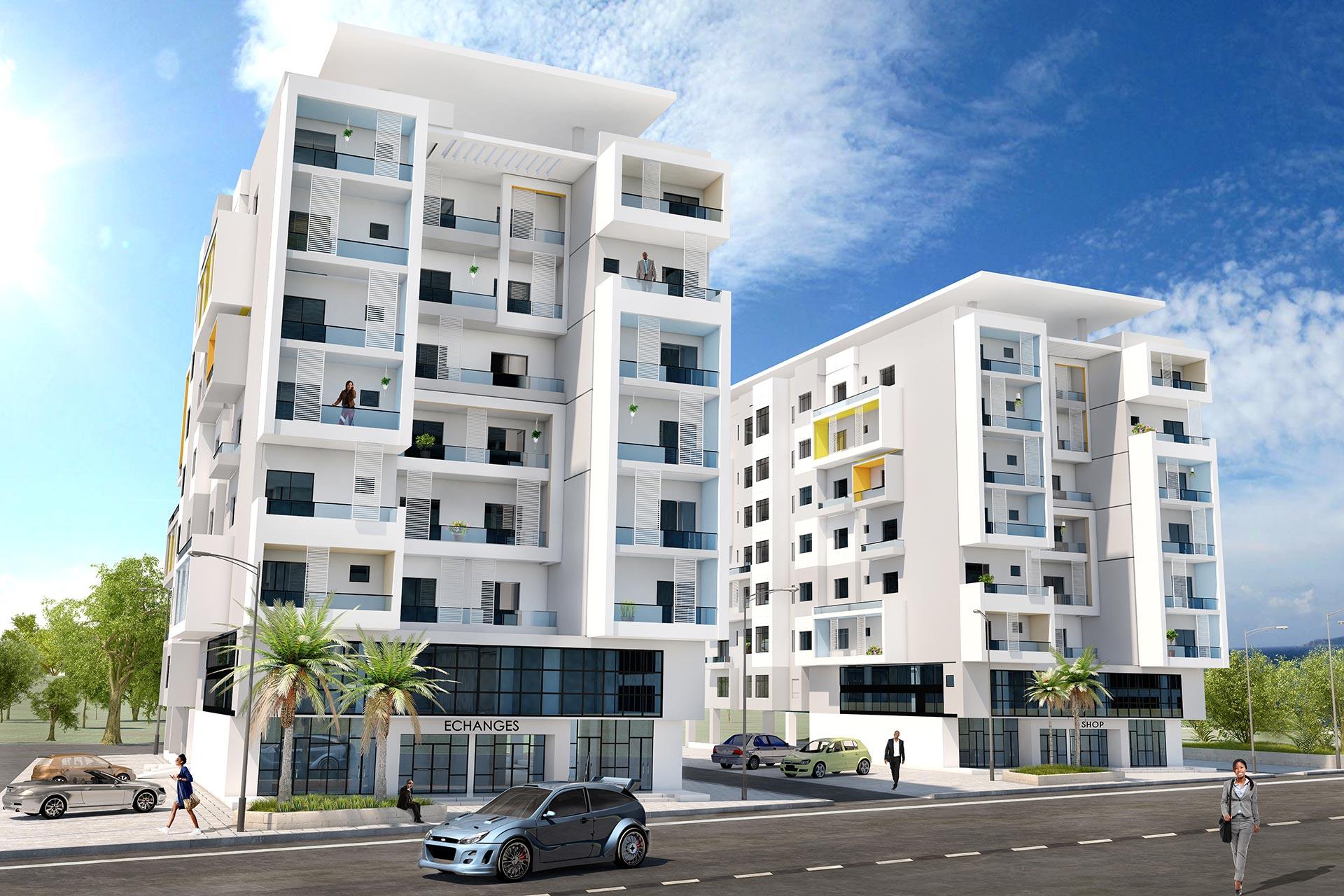 Appartement AMIRA F2